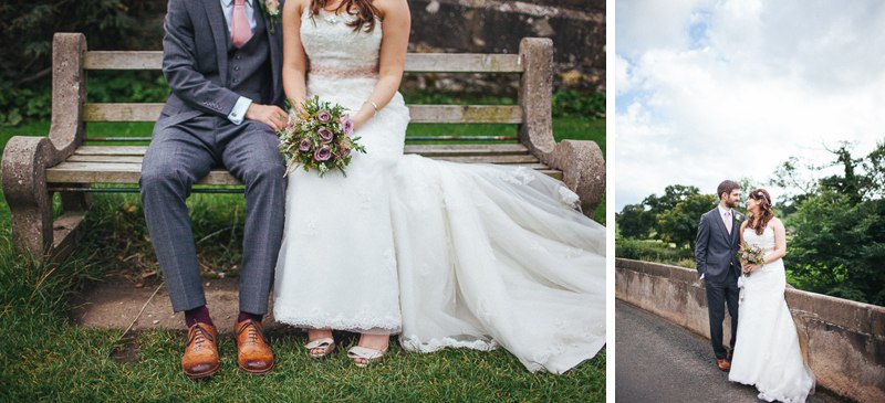 Rustic barn wedding - Beechenhill Farm wedding photographer