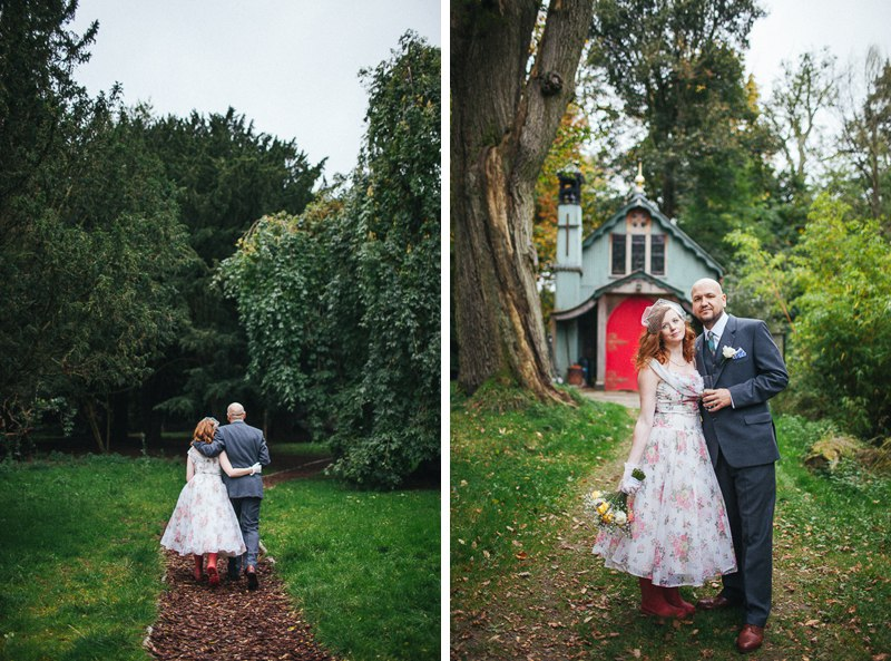 Vintage Colourful Walcot Hall wedding - Shropshire Wedding Photographer