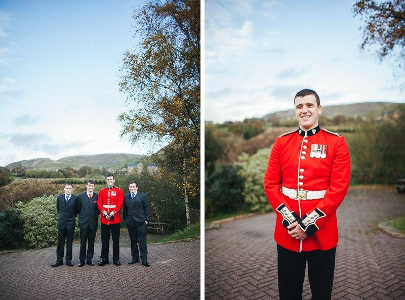 British Themed Wedding - Relaxed Fishermans Retreat Wedding Photographer