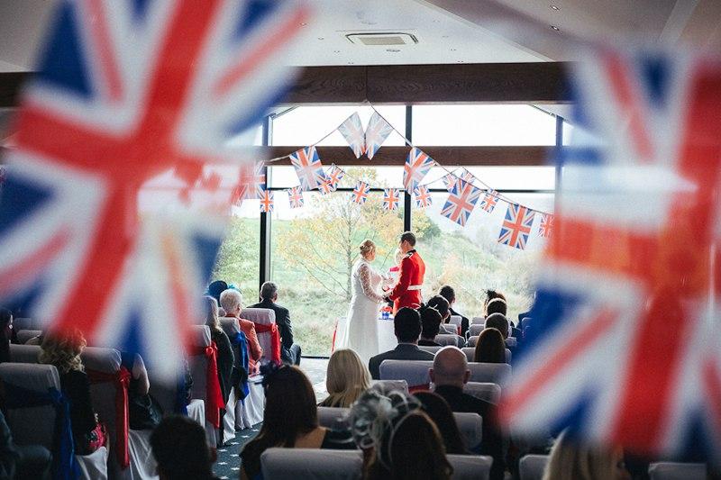 British Themed Wedding - Fishermans Retreat Wedding Photographer