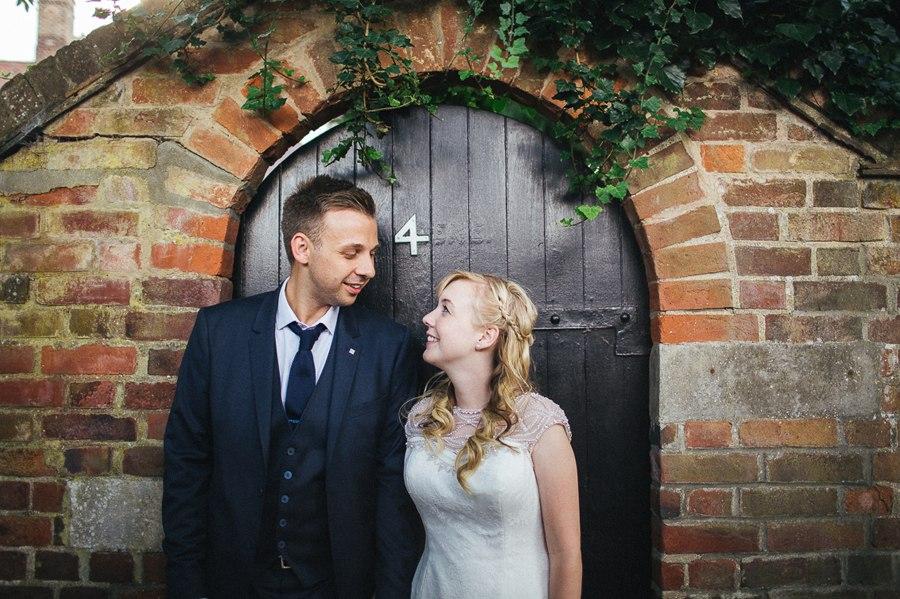 Newnham College Wedding