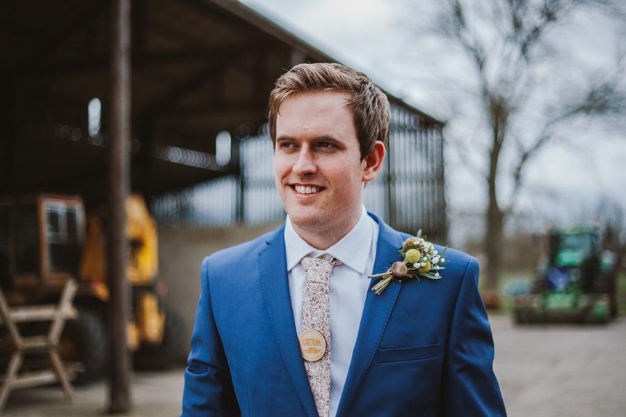 Barmbyfield Barns Festival Wedding Yorkshire
