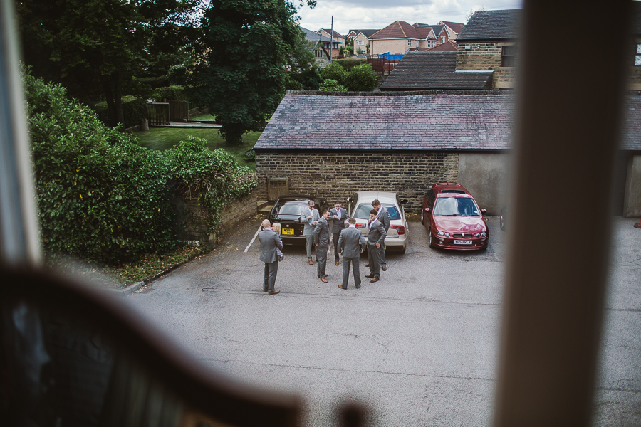 Cubley Hall Wedding - Sheffield Wedding Photographer-24