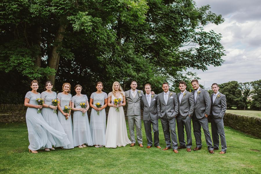 Cubley Hall Wedding - Sheffield Wedding Photographer-69