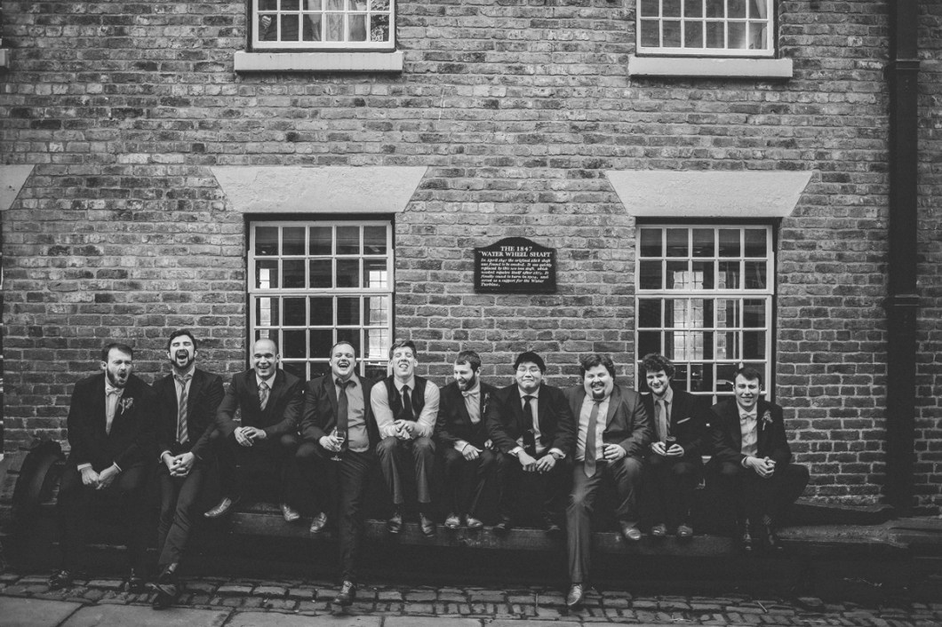 Relaxed wedding photographer Lancashire - Emilie May Photography