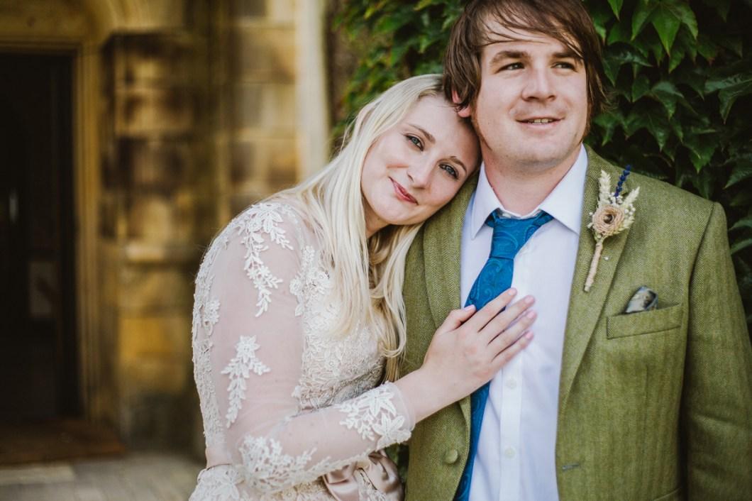 Swinton Park wedding