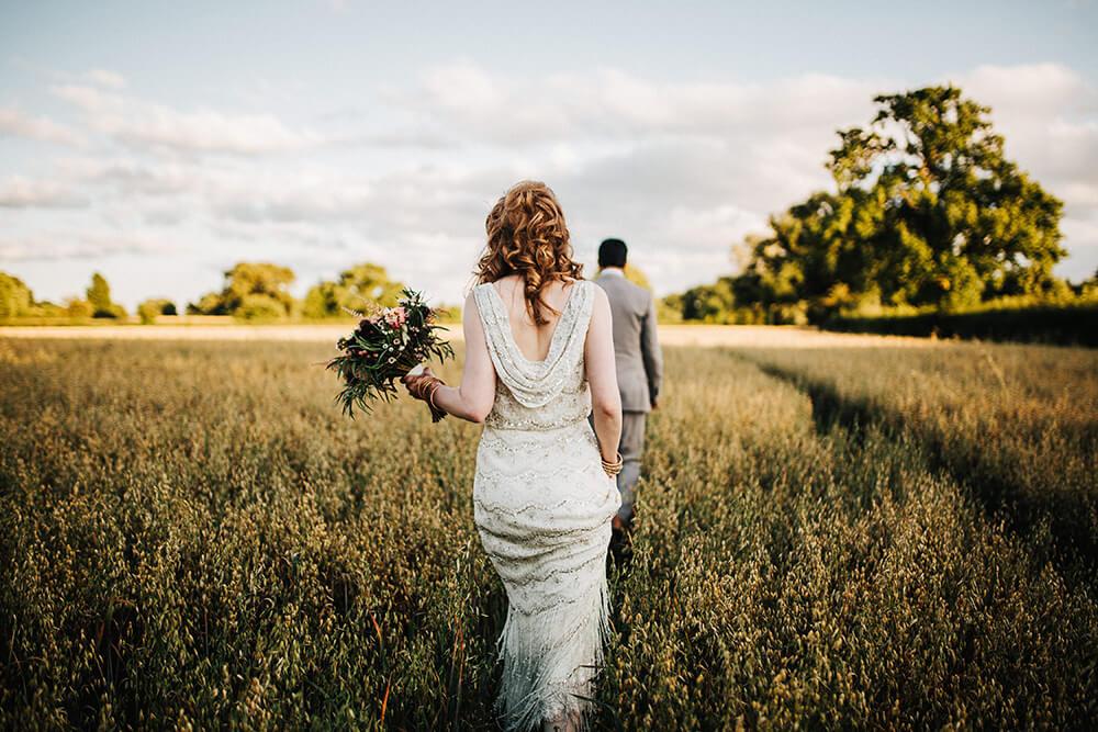 Boho bride - Wedding Photography Manchester
