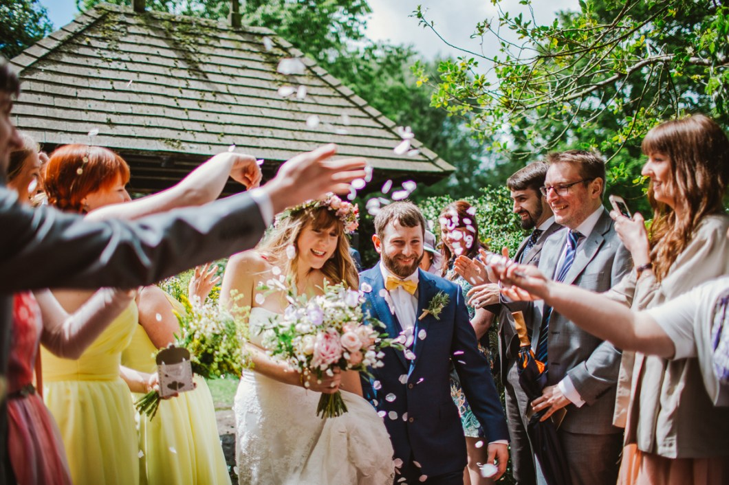 Quarry Bank Mill Wedding - Cheshire Wedding Photographer