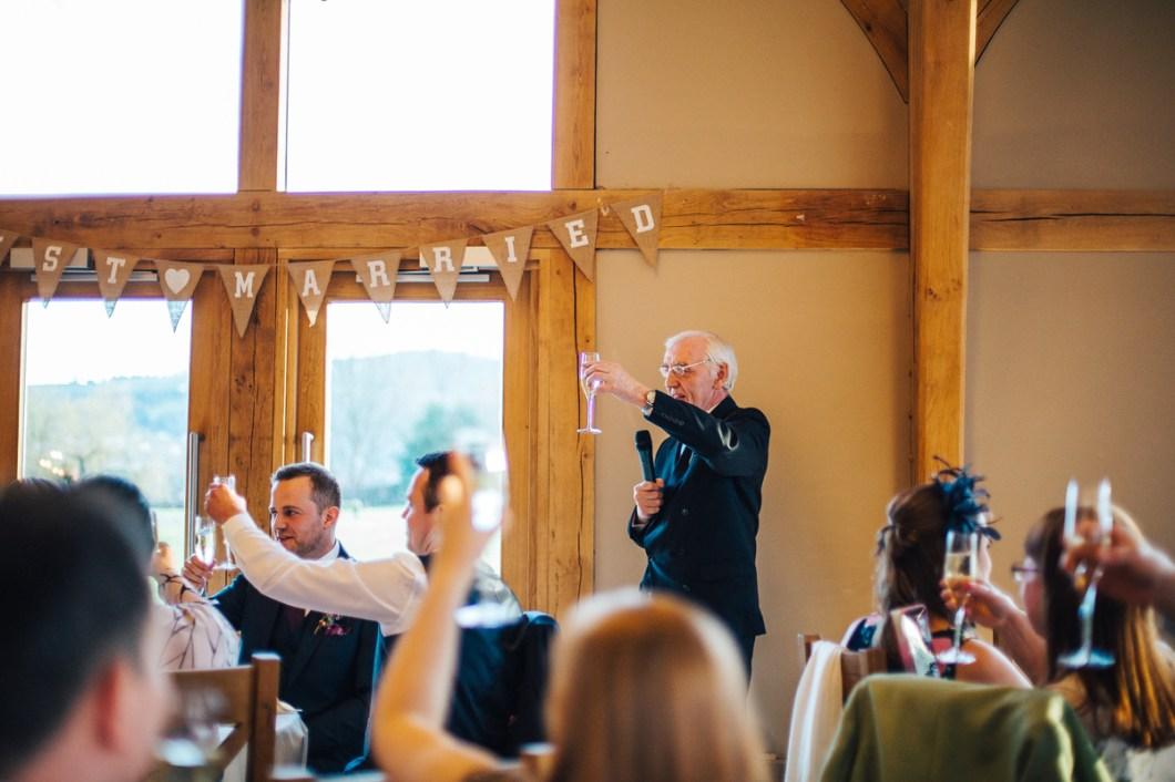 Barn wedding photographer Wales