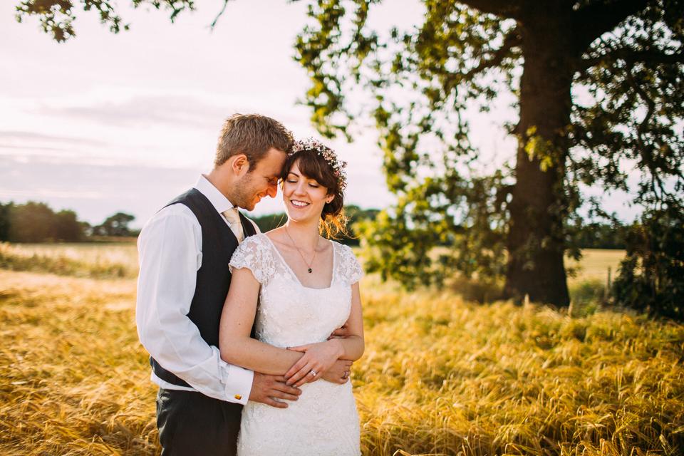 Beautiful North West wedding photography