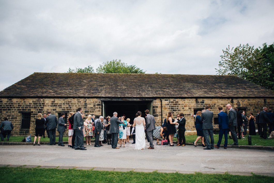 East Riddlesden Hall wedding photography.