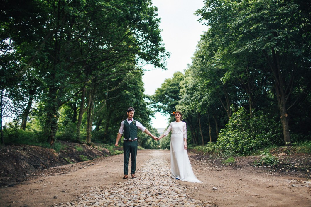 Spring Cottage wedding Rivington