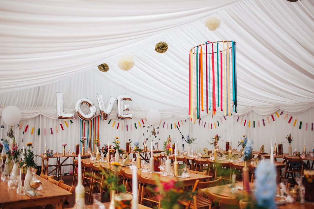 Spring cottage wedding Rivington