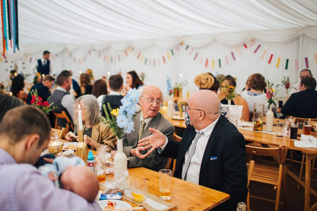 Relaxed wedding photography - Spring Cottage Rivington