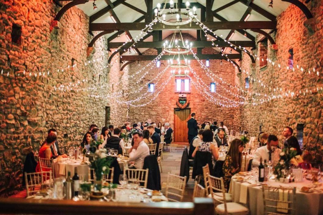 Barn wedding venue Lancashire