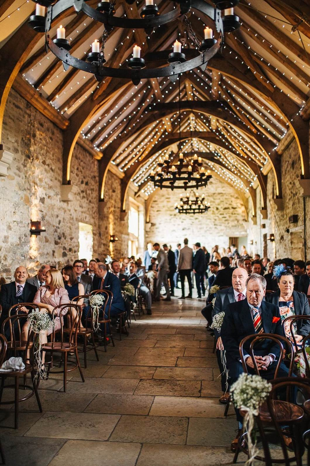 Healey barn wedding venue Northumberland