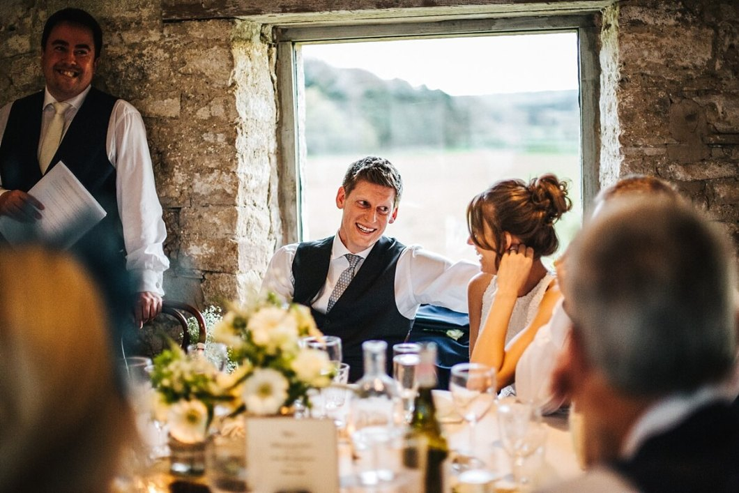 Best man's wedding speech