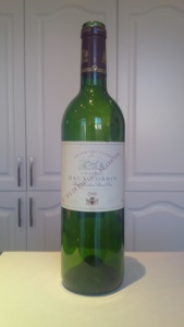 Chateau Haut-Corbin 2000 wine bottle