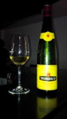 Trimbach Pinot Gris Réserve 2012 Wine Bottle