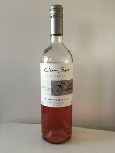 Cono Sur Bicicleta Pinot Noir 2015 Wine Bottle