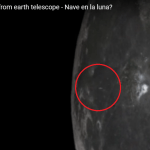 Il video dell'ufo che decolla dalla Luna e' Falso