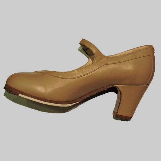 Zapato de Flamenco Salón Correa, Begoña Cervera