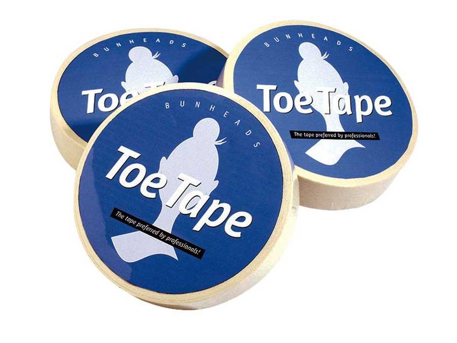 Toe Tape de Capezio