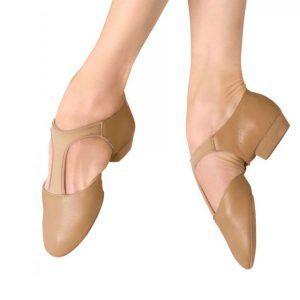 Zapatillas de Jazz ES0410L, Bloch.