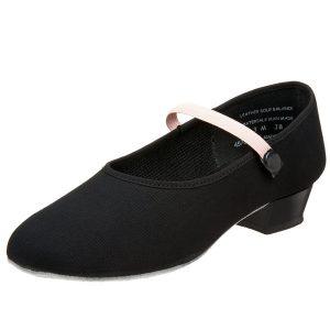 Zapato Academy Character 457C, Capezio