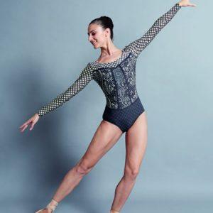 Maillot - LYMAN - Ballet Rosa