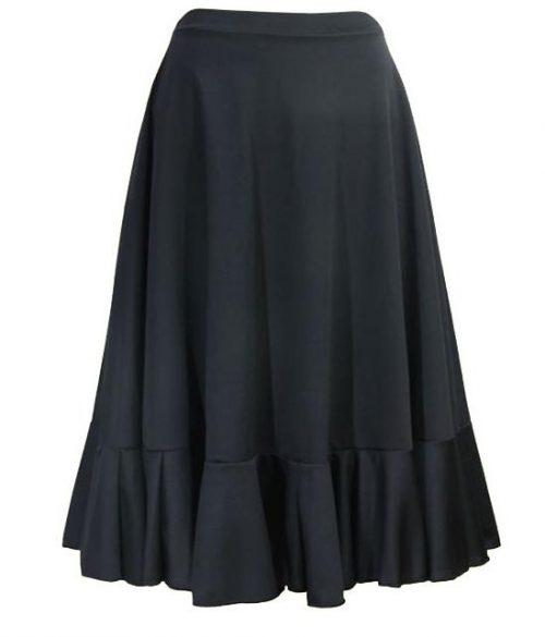 falda-flamenco-nina