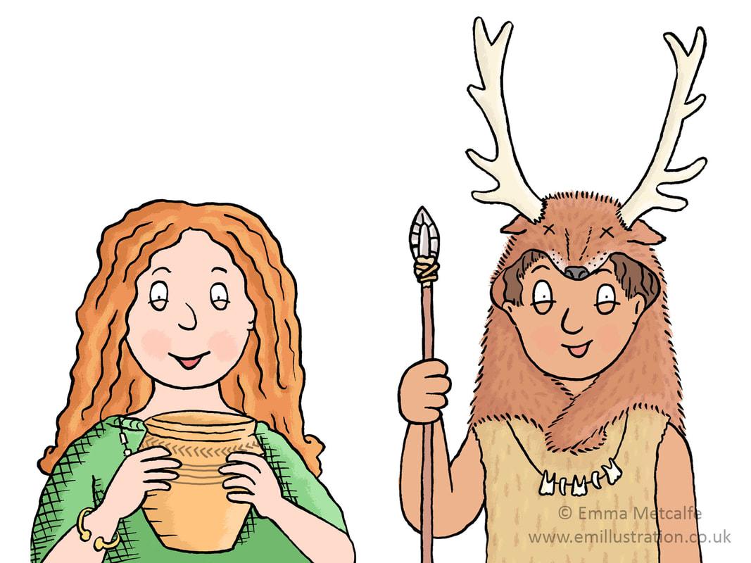 Illustrated Character Designs Emma Metcalfe Children S