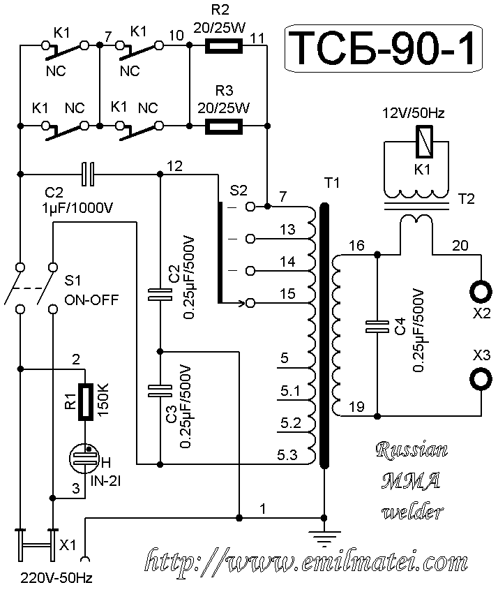 spot welder wiring diagram 99 ford f250 arc welding transformer circuit schematic onlinewelding board schematics
