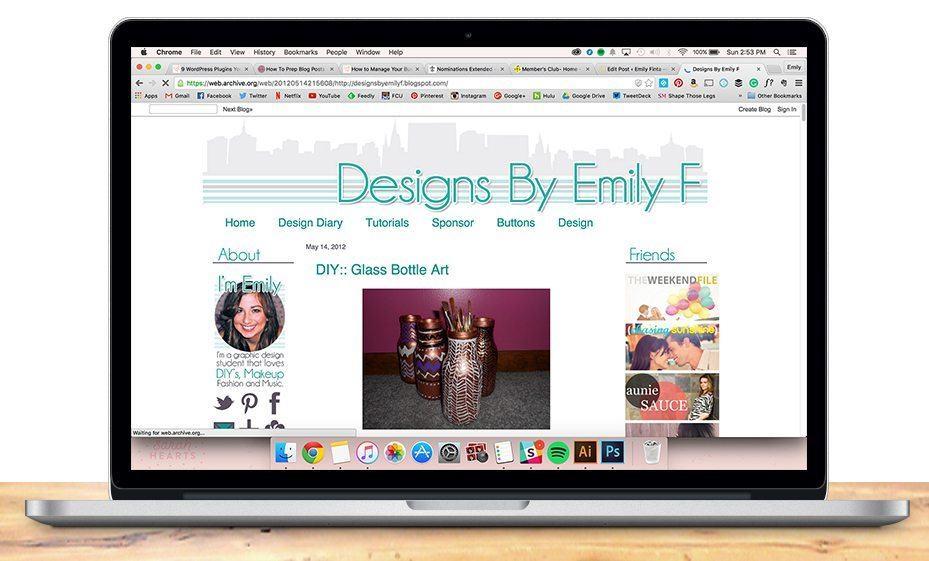 Emily Finta - Designs By Emily F Original Design