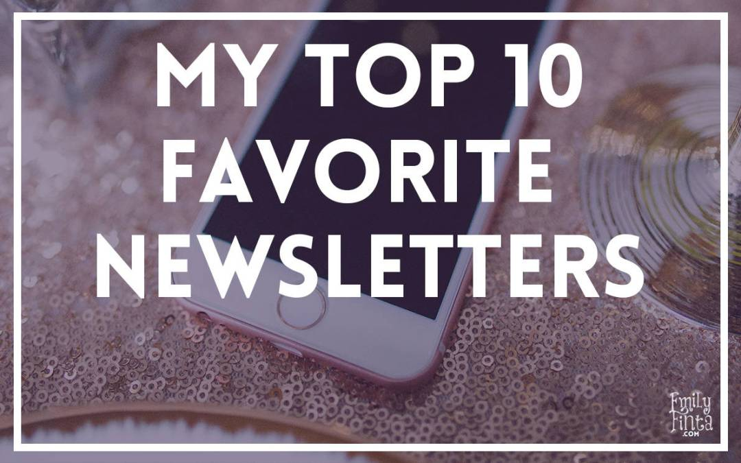 Top 10 Newsletters You Need in Your Inbox