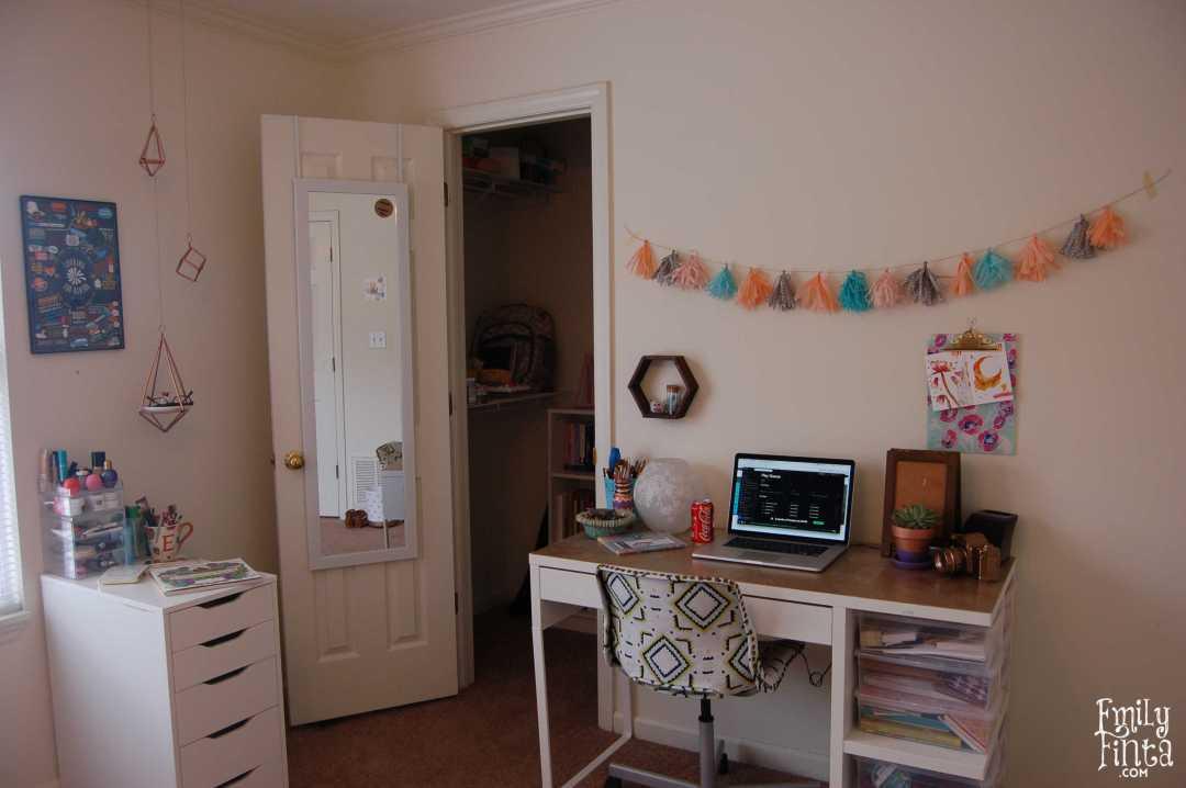 Emily Finta - Apartment Room Tour 2