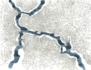 Branching Networks (Cityspace #178)