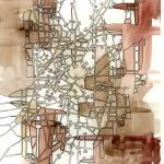 Sepia Lines