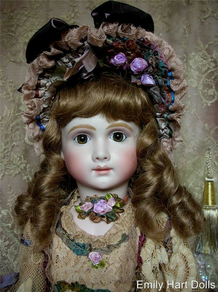 Emily Hart Dolls Andre Thuillier A15T