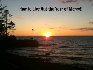 A Practical Guide to Living Out The Year of Mercy: Part 1