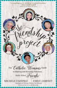 The friendship project book cover