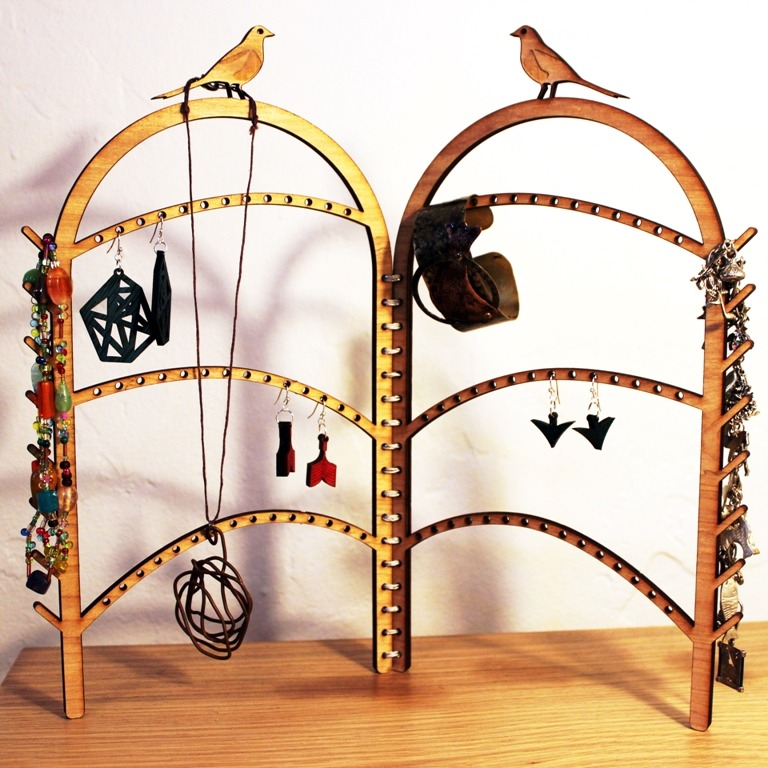 365 084 Earring Racks1