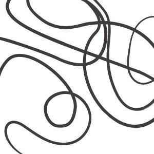 Calligraphic Lines 03