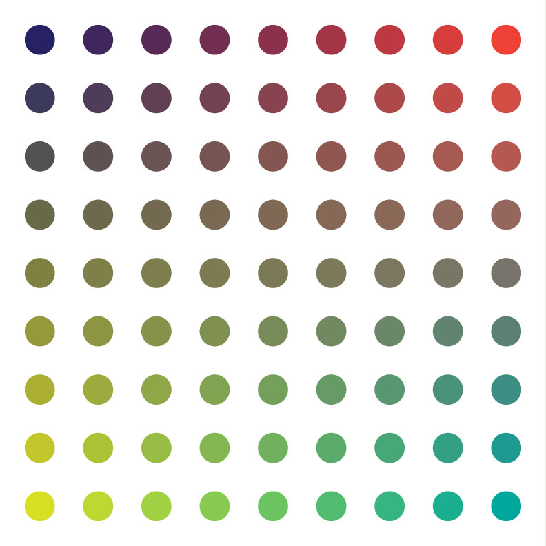 Day 359: Dots And Grids
