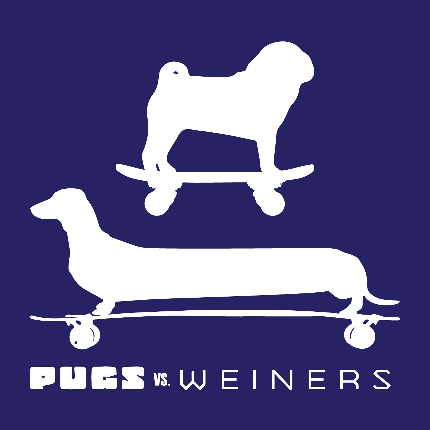 Pug Vs Weiner 02