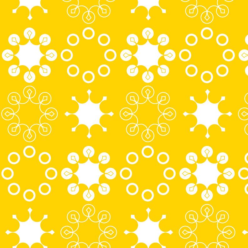 Day 318: Snowflakey Patterns