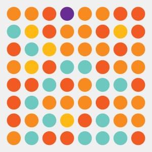 Yayoi Kusama Inspired Dots 04