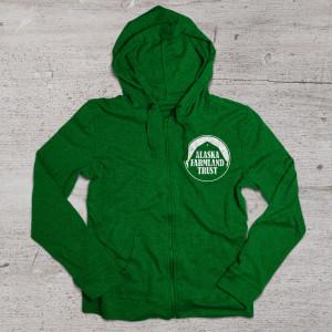 aftc hoodie mockup green 2
