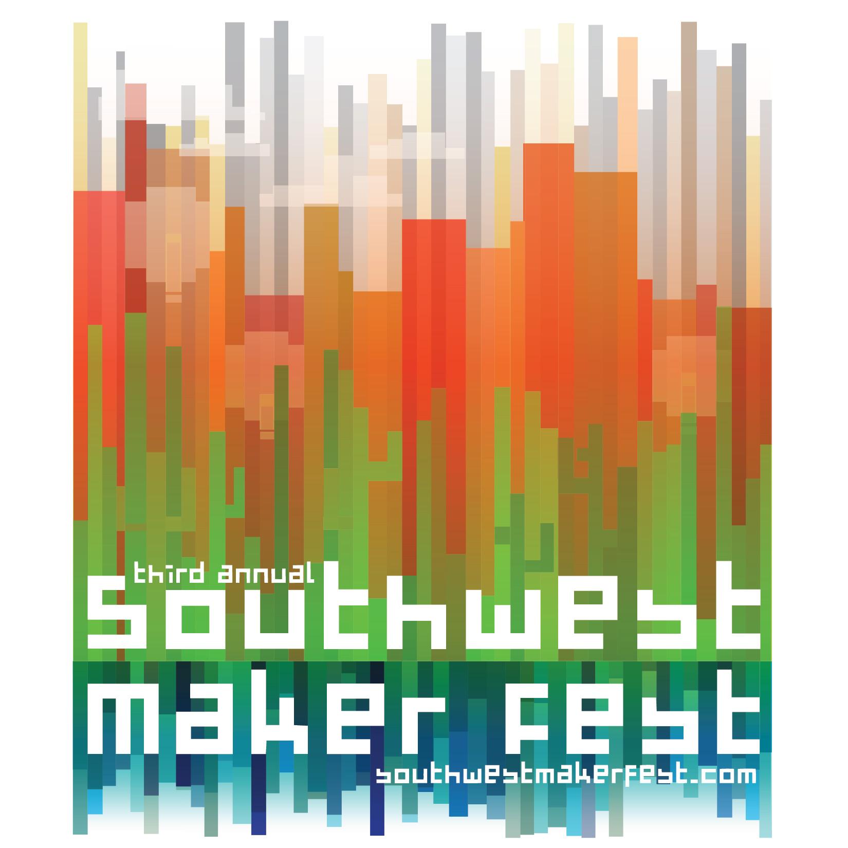 Poster design maker - Southwest Maker Fest Poster Design Contest