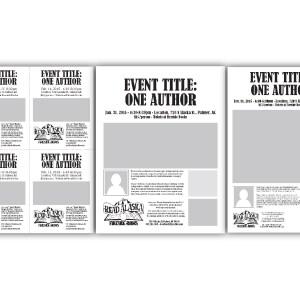 Read Alaska Fireside Books Template Mockup 03